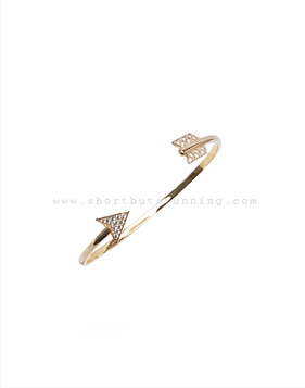 [Bitter Sweet]Z-63 Arrow bracelet