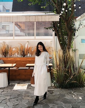 [ShortButStunning]White Shirt Dress 공구