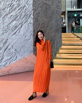 [Shortbutstunning] spring summer knit maxi dress 공구